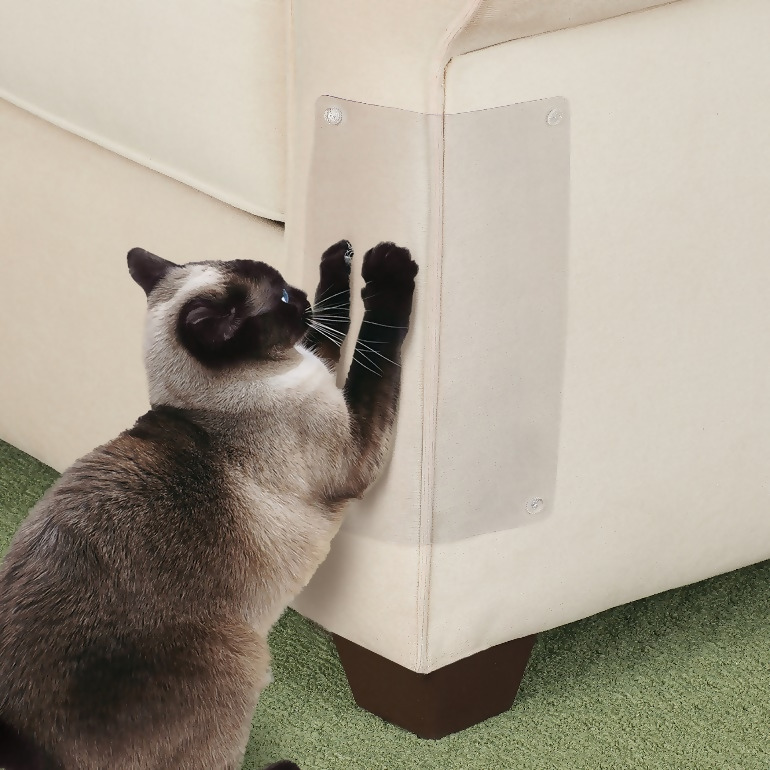 Cat Scratching Furniture Protectors